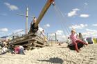 Bildergalerie Aktivitäten im Haus und am Strand öffnen
